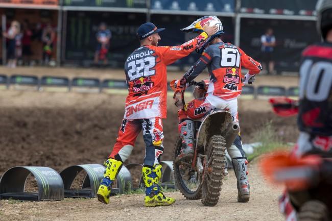 Video: See Prado & Cairoli preparing for Mantova