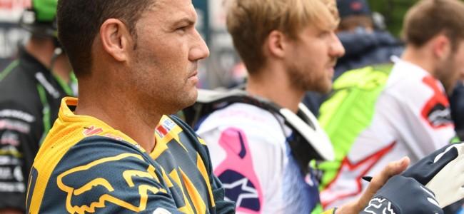 Video: Reed heads down under with JGR Suzuki!