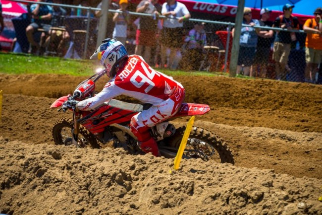 Roczen on his Red Bud moto win – I kind of got lucky!