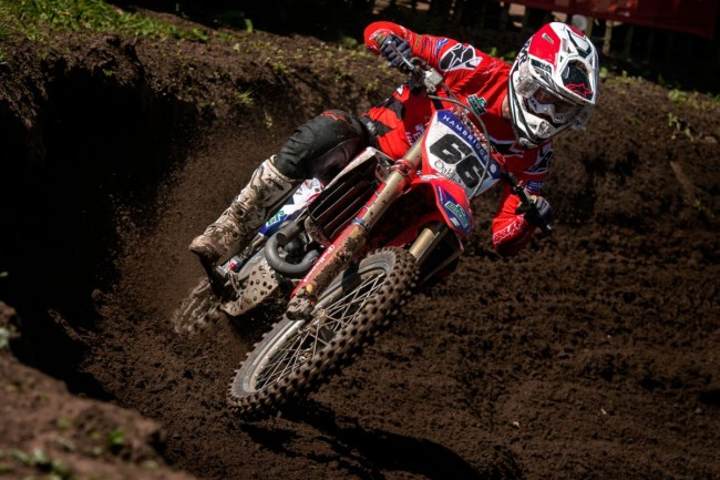 Double podium for Buildbase Honda at Hawkstone Park
