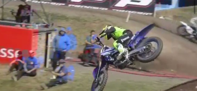 Video: Seewer's scrub almost gone wrong!