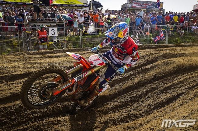 Video: Herlings' sand skills back in action!