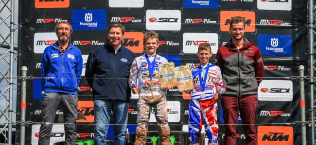 Race report: Graulus, Dankers and Smulders win EMX classes!