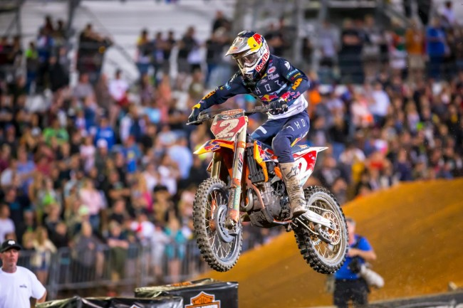 Webb: The one thing I kept in the back of my mind was Herlings!