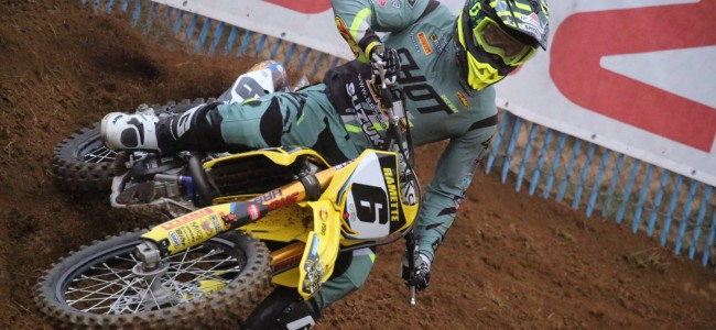 Ramette goes 1-1 at French supercross