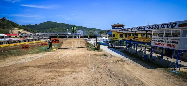 Qualifying results: EMX250 – Bulgaria
