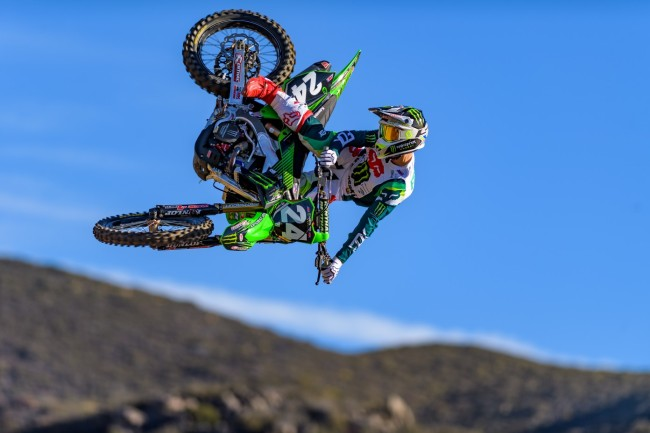 Supercross Results: Qualifying Minneapolis