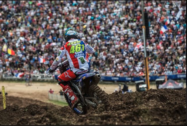 Febvre: I feel I have the potential for podium!