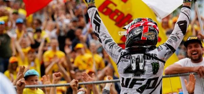 Ferrandis talks about moto win