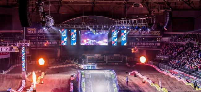 Fix Auto UK returns to AX Arena