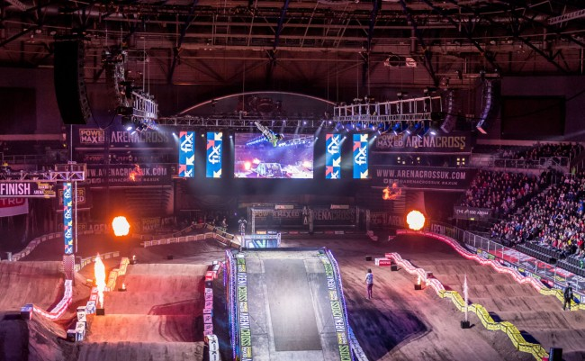 Fix Auto UK returns to AX Arena