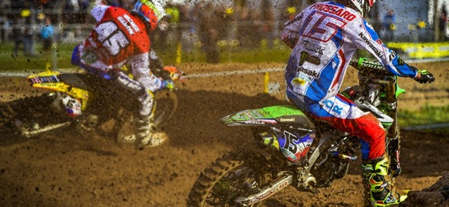 Frossard CONFIRMED at Kawasaki for the rest of the 2015 MXGP season