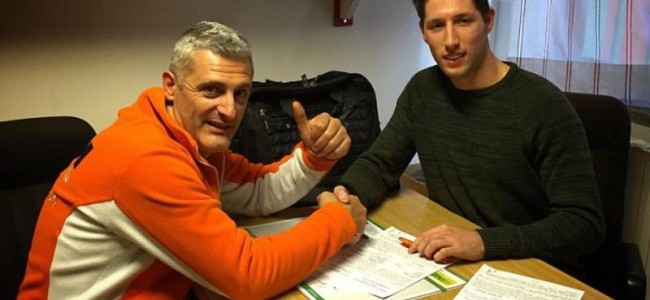 Jens Getteman signs with Silver Action KTM!