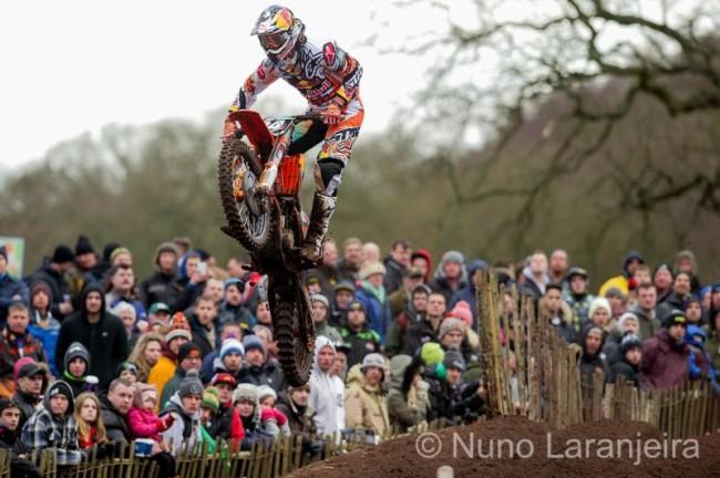 Belgian Champ RD1: Herlings wins!