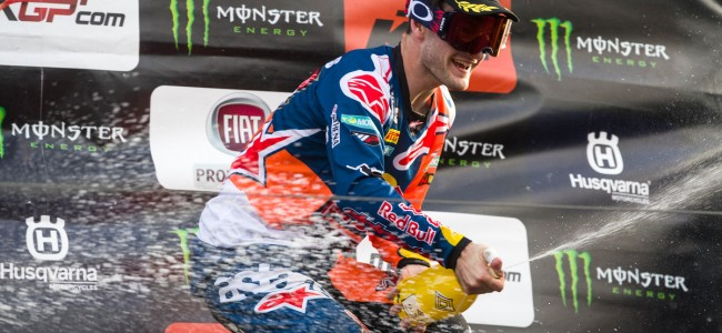 Herlings on his Assen MXGP win!