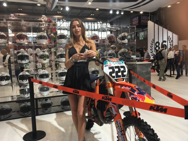 Gallery: The EICMA show 2018