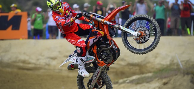 Cairoli aiming to ride USGP and MXoN!
