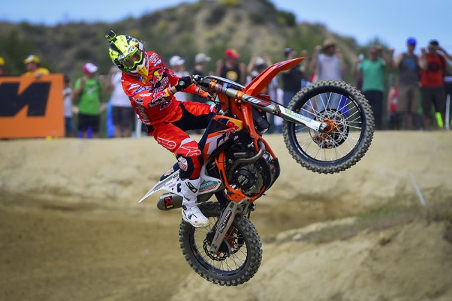 Guillod the man in MX2!