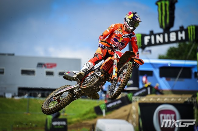 British MXGP Results: Mx2 race results