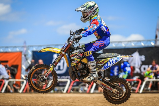 Karssemakers rules the 65cc class in Spain!