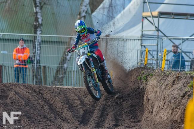 The Dutch select Junior World Championship riders
