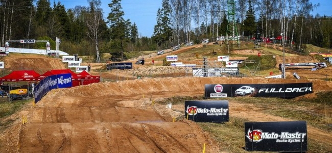MXGP riders will be allowed in Latvia without self-isolation requirement