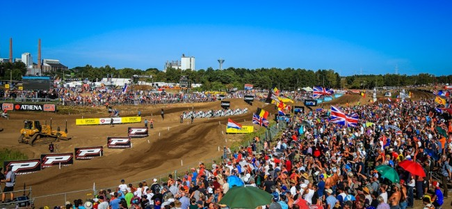 Motocross tracks re-opening in Belgium from tomorrow!