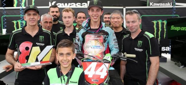 Morgan Lesiardo secures MX2 World Championship ride in 2019