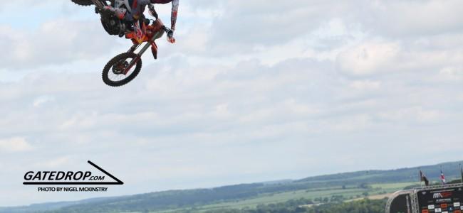 Prado: Riding on a good level!