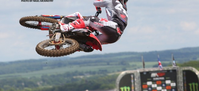 Interview: Tim Gajser – disappointed because I know that I have the speed!