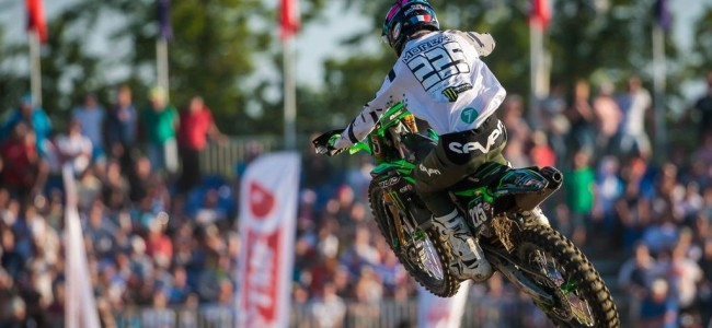 Results: EMX2 Bulgaria moto one