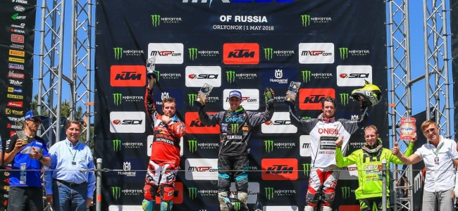 Who impressed: RD3 EMX250 in Russia!