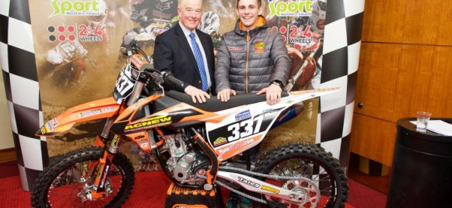 New format and branding for Ulster MX!