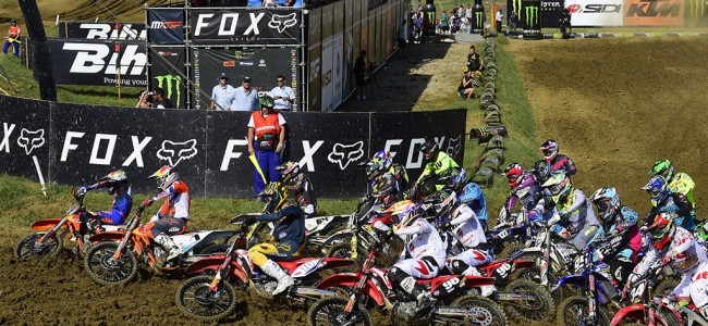 Race results: MX2 World Championship – Bulgaria