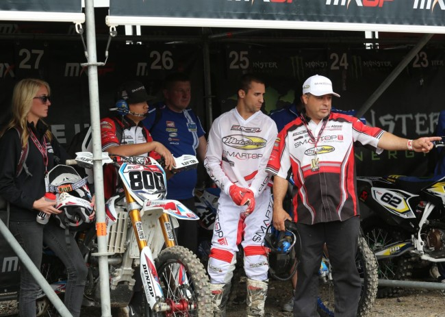 The Alessi's British MXGP shock