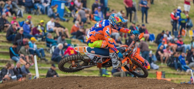 Herlings dominates Loket
