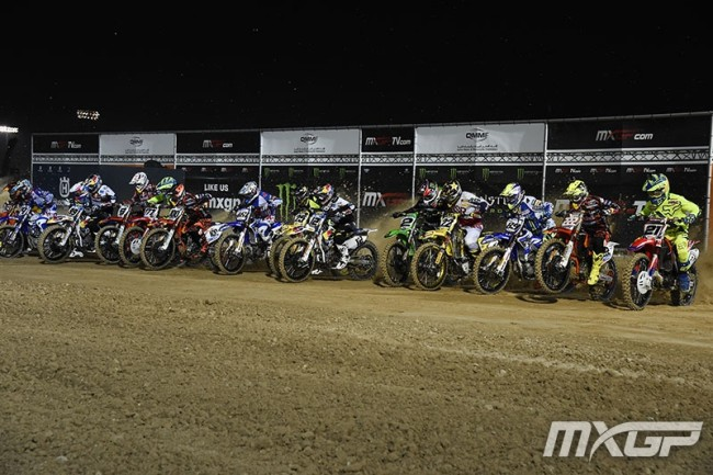 Race Report: Qatar MXGP