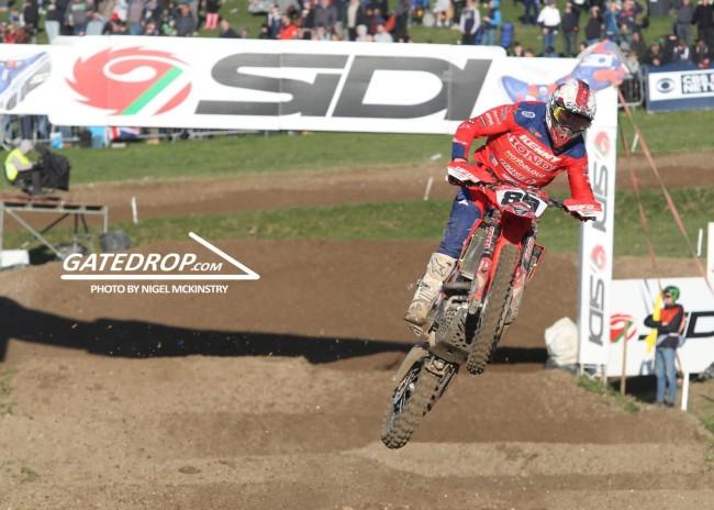 Van Horebeek unlikely to count on more Honda support