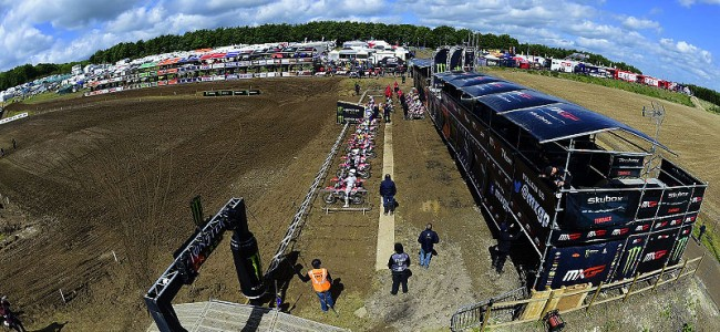 Matterly Basin MXGP Timetable