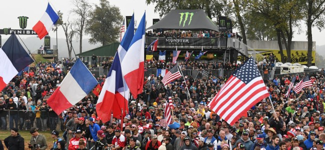 Riders and Team Bosses on the idea of a Ryder Cup style Motocross event
