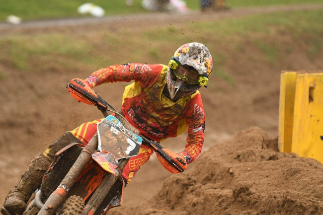Who impressed: MX2 class at RedBud Des Nations