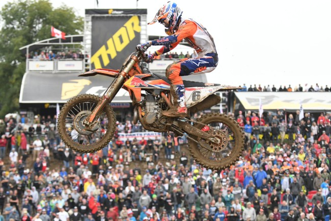 Who impressed: Open class at RedBud Des Nations