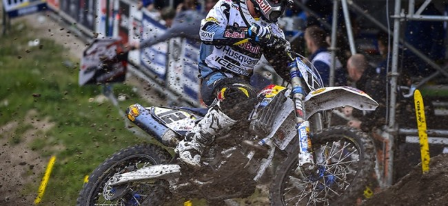 Injury update: Max Nagl back for second MX Masters round