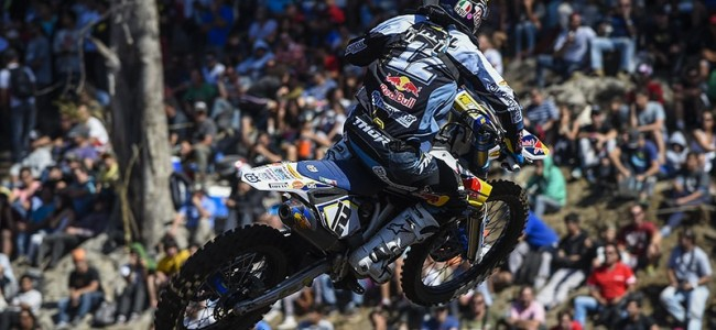 Max Nagl hits top gear at MXGP Argentina