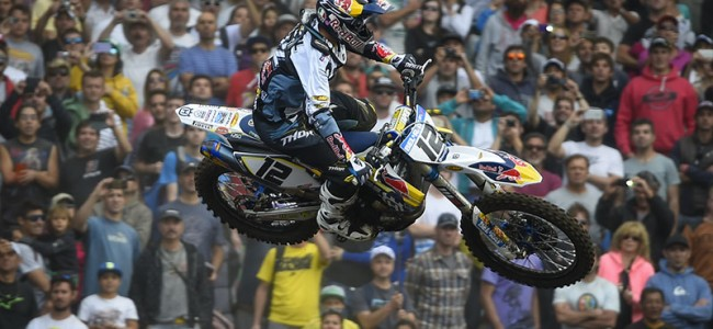 Race Report: Nagl and Ferrandis top of the box at MXGP Argentina