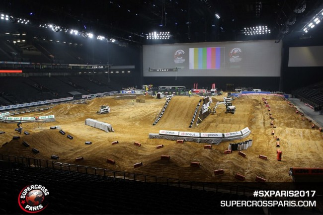 Paris supercross qualifying live!