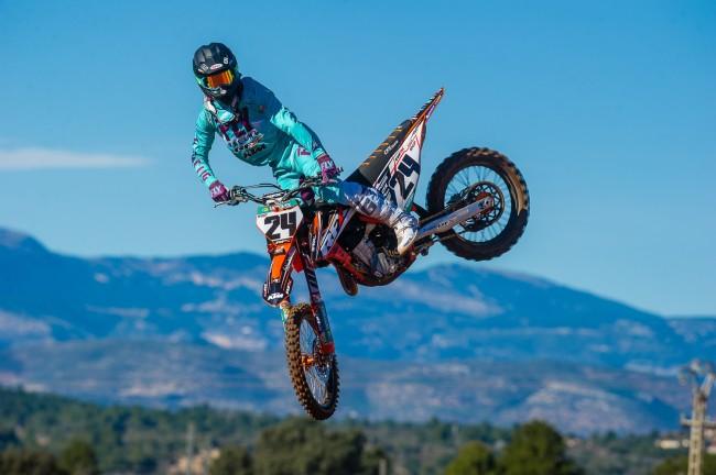 Simpson on rekindling his love for motocross