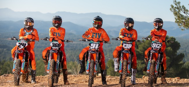 RFX KTM boosted by PAR homes joining as title sponsor