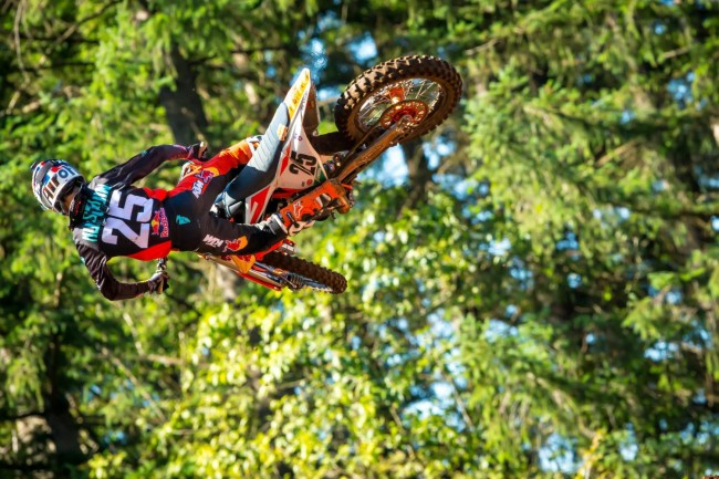 Musquin wanted to race RedBud Des Nations