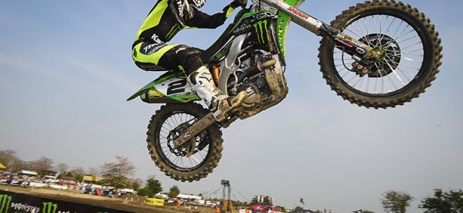 Villopoto and Herlings dominate Saturday in Thailand